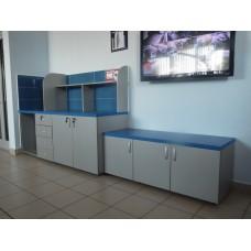 Мебель в комнату отдыха для клиентов