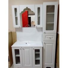 """Мебель для ванной комнаты """"Гармония"""" (длина 1400 мм)"""