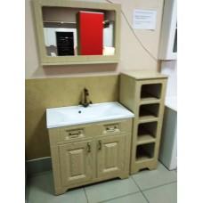 """Мебель для ванной комнаты """"Прима"""" (длина- 1290 мм)"""