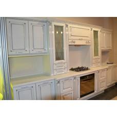 Кухни с крашеными фасадами МДФ