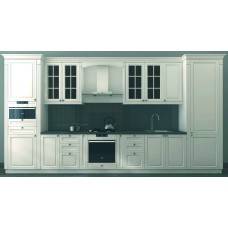 "Кухня с крашеными фасадами ""Оливия"""