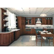 """Кухня из массива дерева """"Тициано - 4"""""""