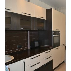 """Кухня с крашеными фасадами """"Лилиана"""""""