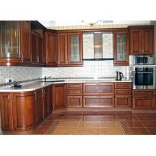 """Кухня из массива дерева """"Тициано - 6"""""""