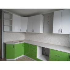 """Кухня с пленочными фасадами МДФ """"Асель"""""""
