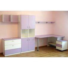 """Мебель для детской комнаты """"Фиалка"""""""