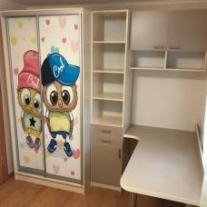 """Мебель для детской комнаты """"Совята"""""""