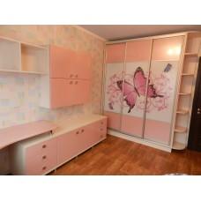 """Мебель для детской комнаты """"Бабочка"""""""