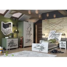 """Мебель для детской комнаты """"Экстрим"""""""