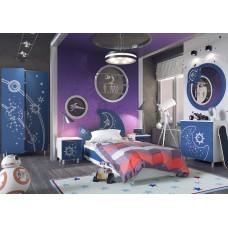 """Мебель для детской комнаты """"Галактика"""""""
