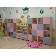 """Мебель для детской комнаты """"Мозаика"""""""