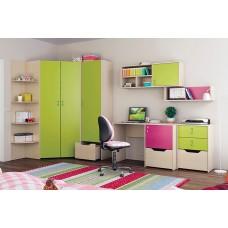 """Мебель для детской комнаты """"Лайм"""""""